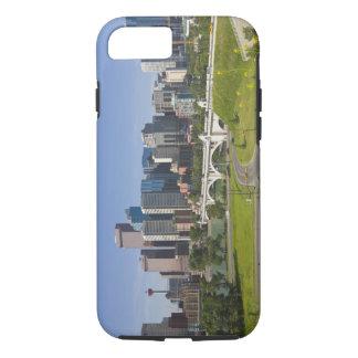 Centre St Bridge and Downtown Calgary, Alberta, iPhone 8/7 Case