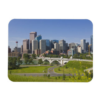 Centre St Bridge and Downtown Calgary, Alberta, Magnet