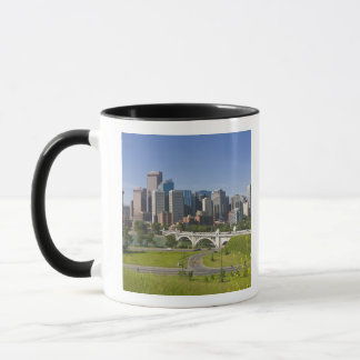 Centre St Bridge and Downtown Calgary, Alberta, Mug