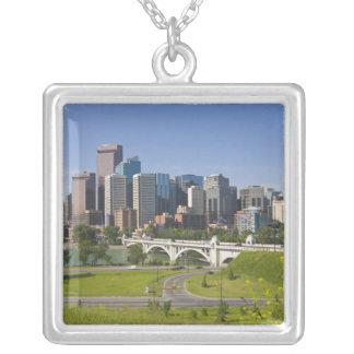Centre St Bridge and Downtown Calgary, Alberta, Jewelry