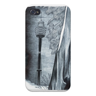 Centrepoint (Sydney - Australia) Cover For iPhone 4