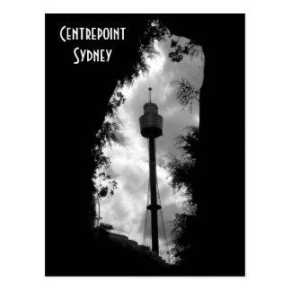 Centrepoint (Sydney) Postcard