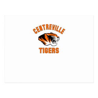 Centreville Tigers2013.png Postcard