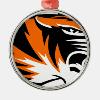 Centreville Tigers Metal Ornament