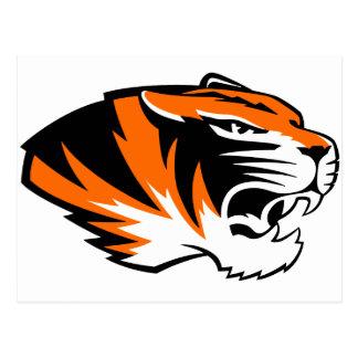 Centreville Tigers Postcard