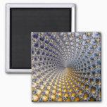 Centrifractality - Fractal Art Magnet