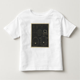 Centrifugal, centripetal force toddler t-shirt
