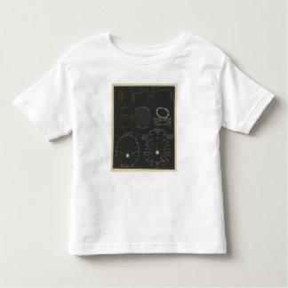 Centrifugal, centripetal force toddler t-shirt
