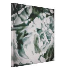 Centrifugal Turbulence. Canvas Print
