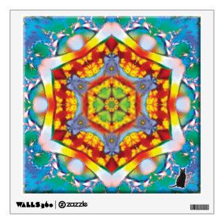 Centris Kaleidoscope Wall Decal