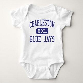 Centro Charleston de los arrendajos azules de Playera