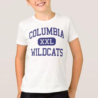 Centro Columbia de los gatos monteses de Columbia Camisas