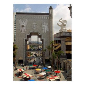Centro comercial de la montaña de Hollywood en Los Tarjetas Postales