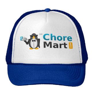 Centro comercial de Marty - gorra de la malla