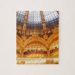 Centro comercial en París Puzzles Con Fotos