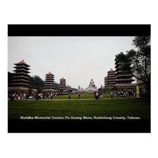 Centro conmemorativo de Buda Shan de las FO Guang Postales