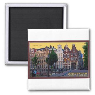 Centro de Amsterdam-Keizersgracht Imanes