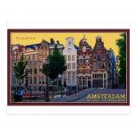 Centro de Amsterdam-Keizersgracht Tarjetas Postales