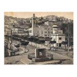 Centro de ciudad de Argelia Philippeville del vint Tarjetas Postales
