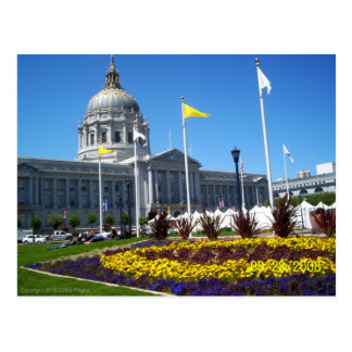 Centro de ciudad de San Francisco Postal