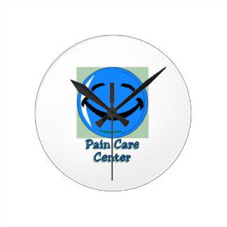 Centro de cuidado del dolor del HF Reloj De Pared