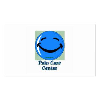 Centro de cuidado del dolor del HF Tarjetas De Visita