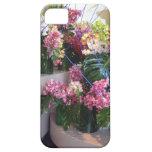 Centro de flores iPhone 5 protectores