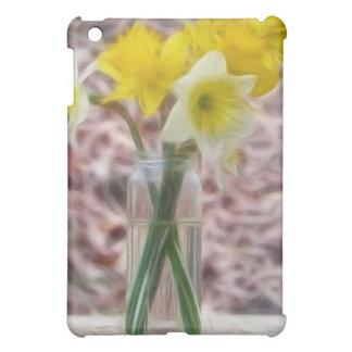 Centro de flores - narcisos