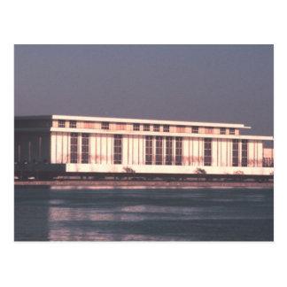 Centro de Kennedy para las artes interpretativas Tarjeta Postal