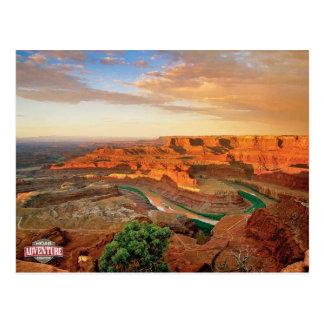 Centro de la aventura de Moab Tarjetas Postales