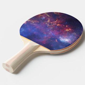Centro de la galaxia IV de la vía láctea Pala De Tenis De Mesa