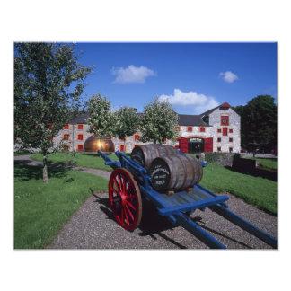 Centro de la herencia del whisky de Jamesons, Midl Fotografía