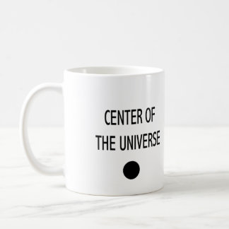 Centro de la taza del universo