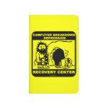 Centro de recuperación de la depresión de la cuadernos