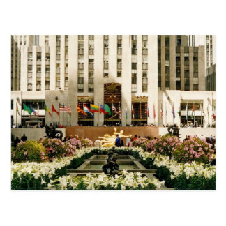 centro de Rockefeller Postal