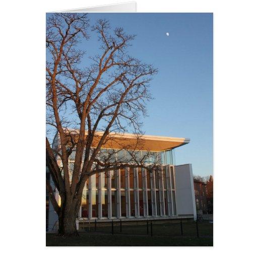 Centro del campus de la universidad de Smith, Tarjeta De Felicitación