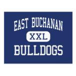 Centro del este Easton de los dogos de Buchanan Postal
