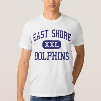 Centro del este Milford de los delfínes de la Camisas