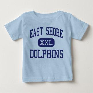 Centro del este Milford de los delfínes de la T Shirts