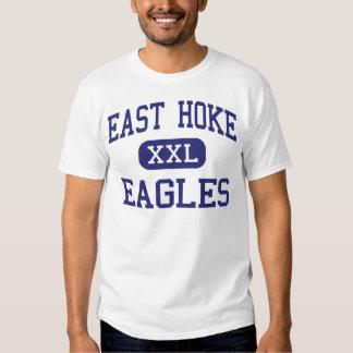 Centro del este Raeford de Hoke Eagles Camisas