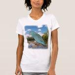 Centro del pájaro de Rensselaer - camiseta