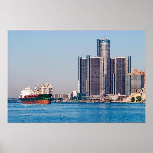 Centro del renacimiento de Detroit Impresiones