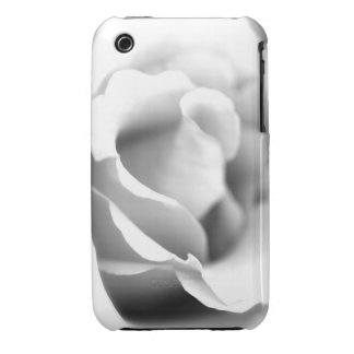 Centro del rosa negro y blanco Case-Mate iPhone 3 protector