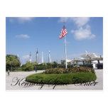 Centro espacial de John F. Kennedy Postal