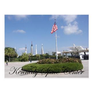 Centro espacial de John F Kennedy Postales
