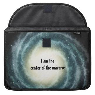 Centro espacial externo del universo fundas macbook pro