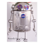 Centro Espacial Kennedy Postales