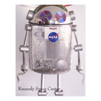 Centro Espacial Kennedy Postal