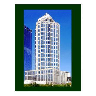 Centro financiero de SunTrust - Tampa, la Florida, Postal