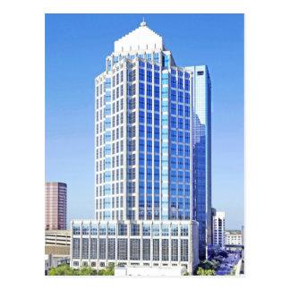 Centro financiero de SunTrust - Tampa, la Florida, Tarjeta Postal
